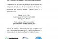 3ra  Jornada de Trabajadores Telefónicos de Cooperativas