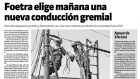 Elecciones en FOETRA: compartimos nota en El Ciudadano con la postura de SITRATEL