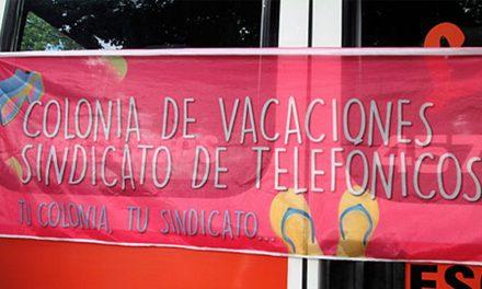 Colonia de Vacaciones SITRATEL 2018