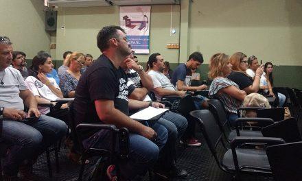 FATEL | Se realizó una reunión de especialidad de telegestión en nuestro Sindicato