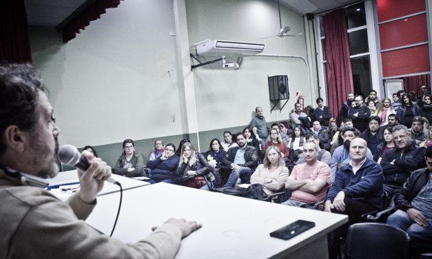 PARITARIAS 2018 – El PLENARIO ABIERTO DE ACTIVISTAS RESPALDÓ EL PREACUERDO SALARIAL