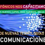 Curso de Nuevas Tecnologías de Telecomunicaciones: agregamos nuevos cupos