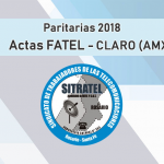 Paritarias 2018. Acta Salarial FATEL – CLARO (AMX)