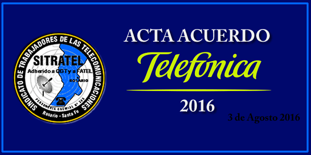 Acta Acuerdo Telefonica 2016