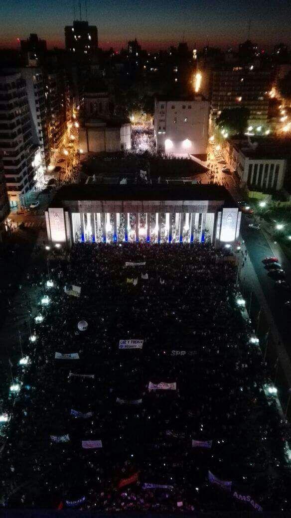 24 de Marzo. Marchamos por memoria, verdad y justicia