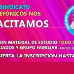 Cursos gratuitos de IDIOMAS – Sigue abierta la inscripción