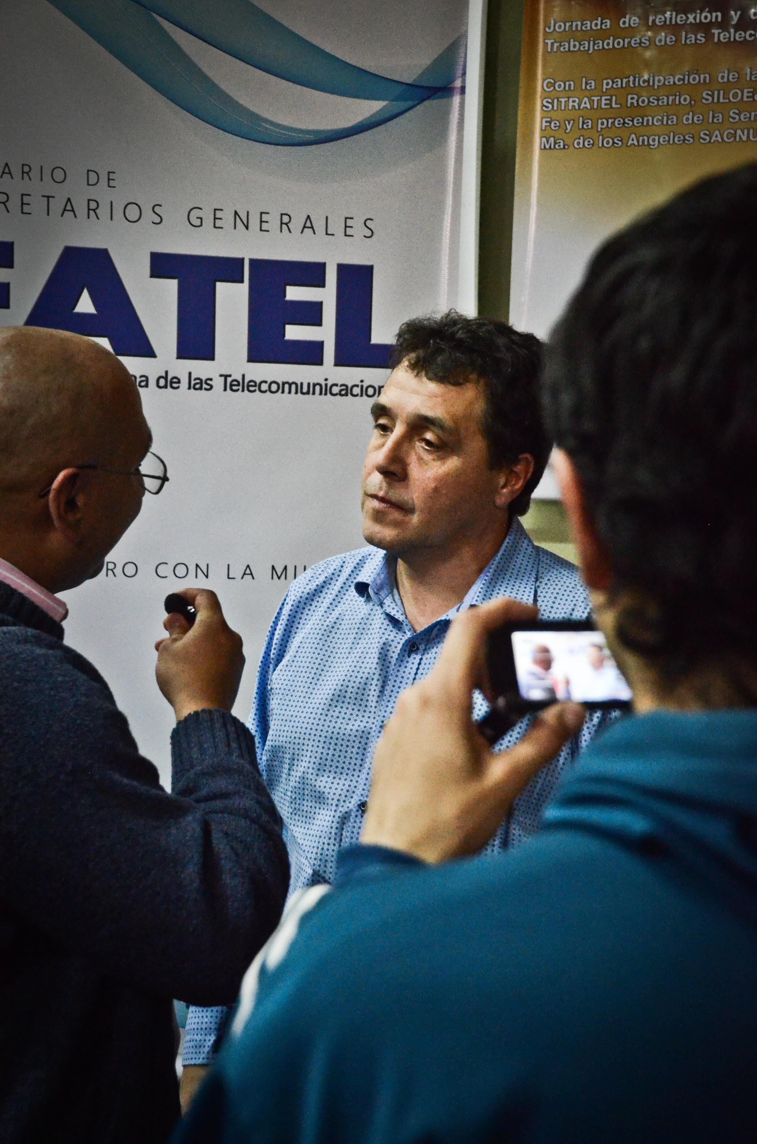 Compartimos cobertura televisiva del plenario de secretarios generales de FATEL