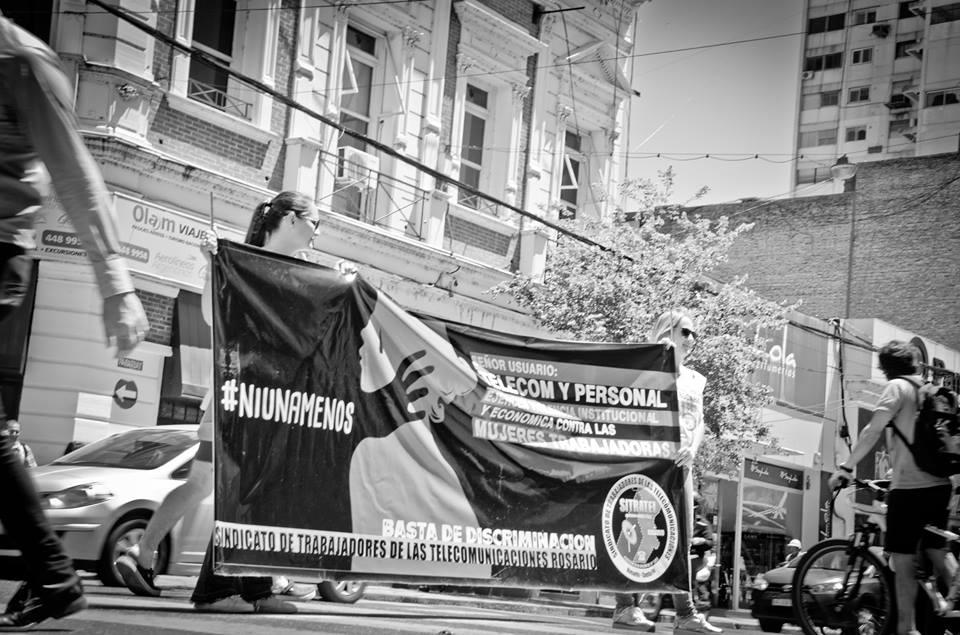 A 4 AÑOS DEL PRIMER #NIUNAMENOS