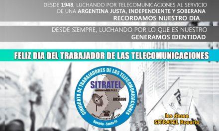 18 de Marzo – Feliz Día del Trabajador de las Telecomunicaciones
