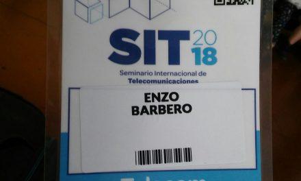 Participamos del Seminario Internacional de Tecnología 2018