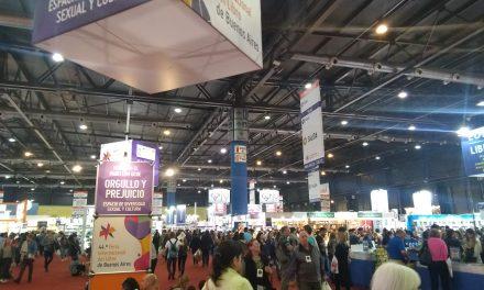 Viajamos a la Feria del libro 2018 con concurrencia récord