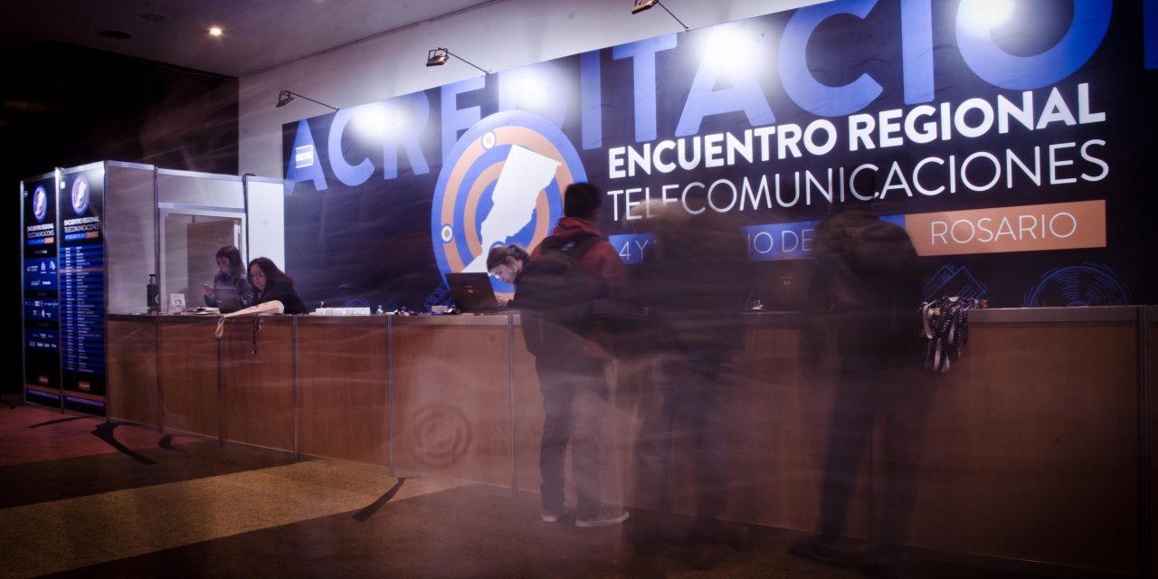 Participamos del Encuentro Regional Telecomunicaciones