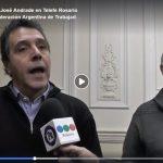 Nota a Claudio Cesar y Jose Andrade