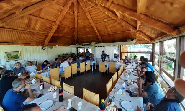 Nueva Reunión con Delegados del Interior