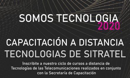 CURSOS GRATUITOS DE TECNOLOGIAS, AHORA ON LINE