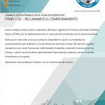 PYMES Y GC – RECLAMAMOS EL COMISIONAMIENTO