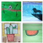 Taller virtual de Arte para niñas y niños