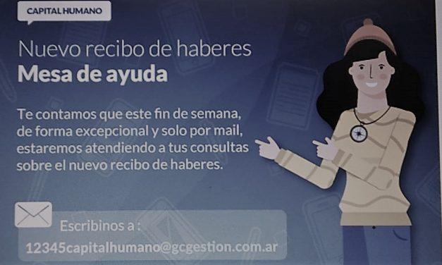 LOS RECIBOS SON NUEVOS, LAS AGACHADAS, LAS DE SIEMPRE