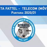 Paritarias 20-21 – Actas FATTEL – Telecom (MOVIL)