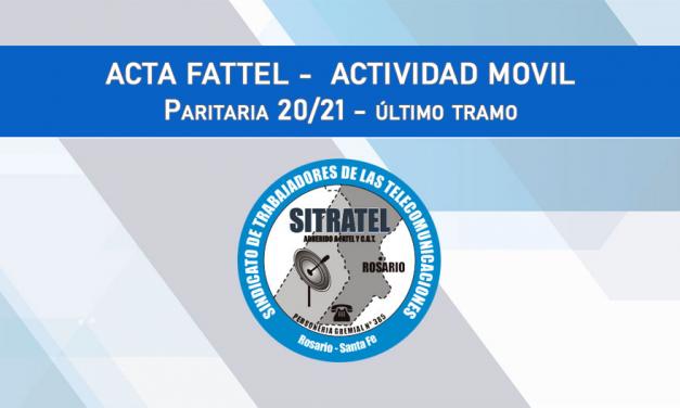 PARITARIAS 20-21 último tramo – ACTAS FATTEL – ACTIVIDAD MOVIL